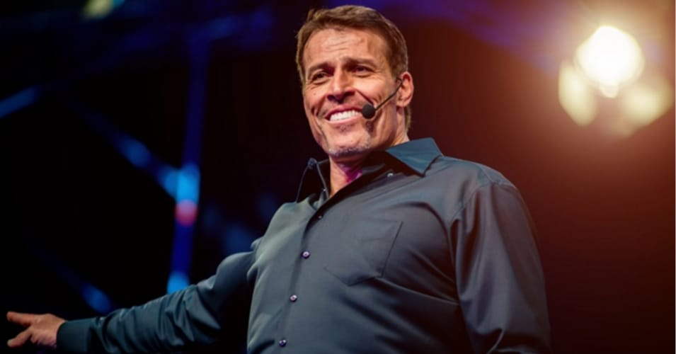 Anthony Robbins' 12 Reasons Why Most People Don't Get Wealthy