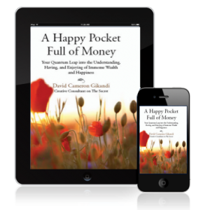 A Happy pocket full of money audio and ebook course.